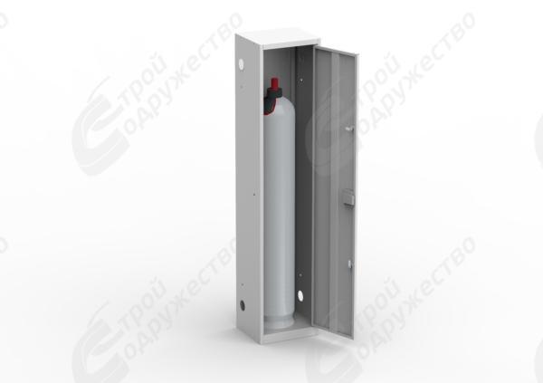 ШГР 40-1 Шкаф для газовых баллонов