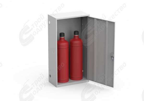 ШГР 50-2 Шкаф для газовых баллонов