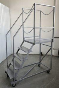 Трапповая лестница